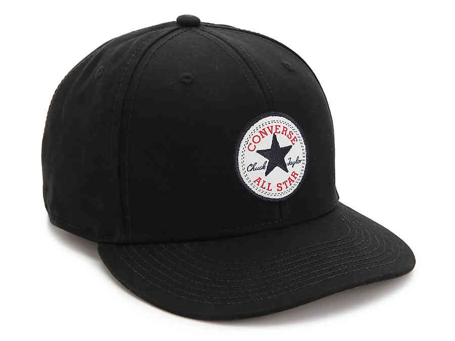 04901cbe1 Converse Snapback Black, Men's Fashion, Accessories, Caps & Hats on ...