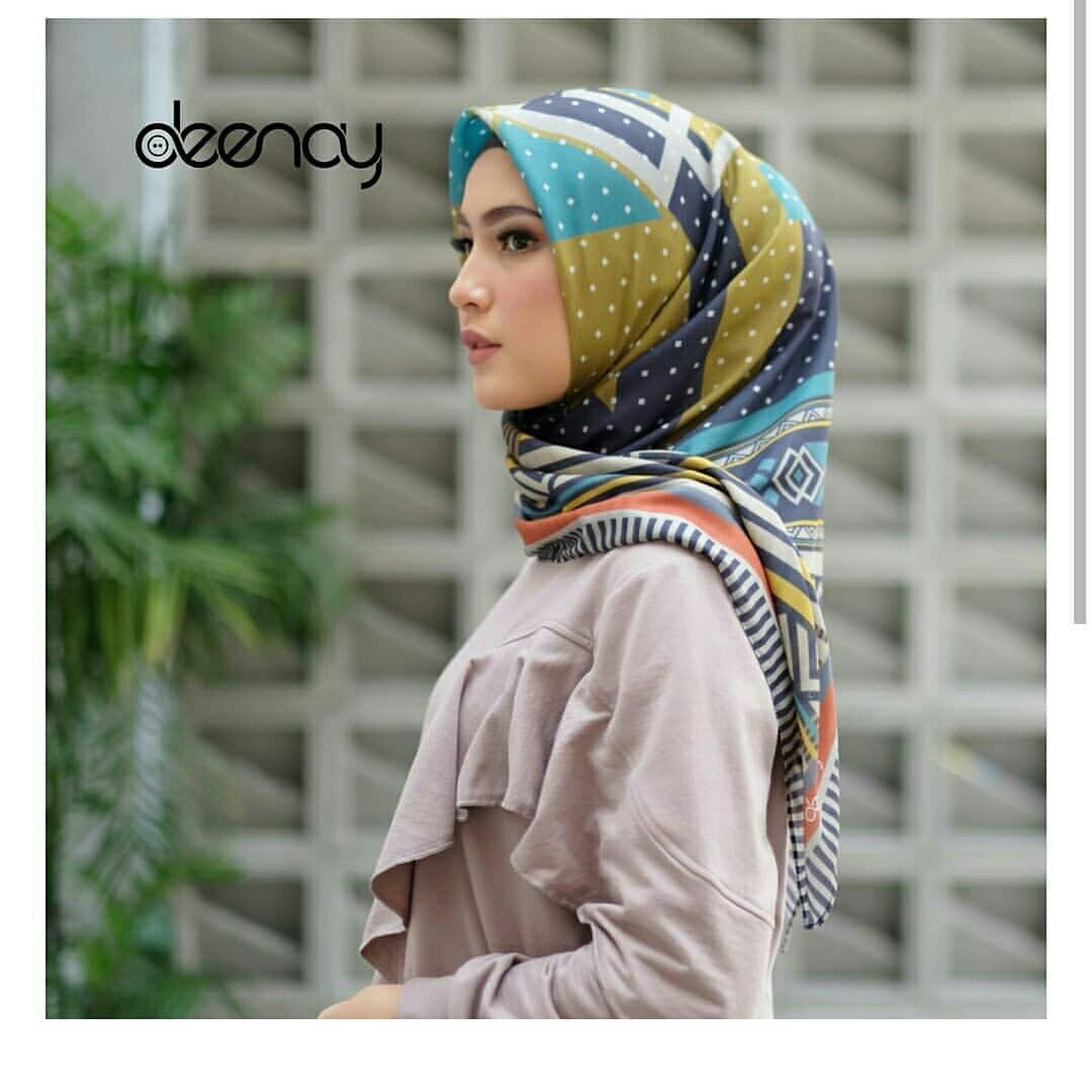 Deenay Original Voal Kerudung Segiempat 02 Olshop Fashion Olshop Muslim Di Carousell