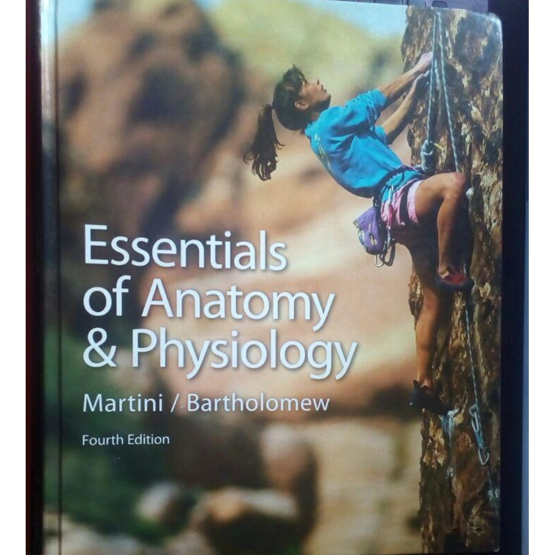 Essentials of Anatomy & Physiology, Books & Stationery, Textbooks ...