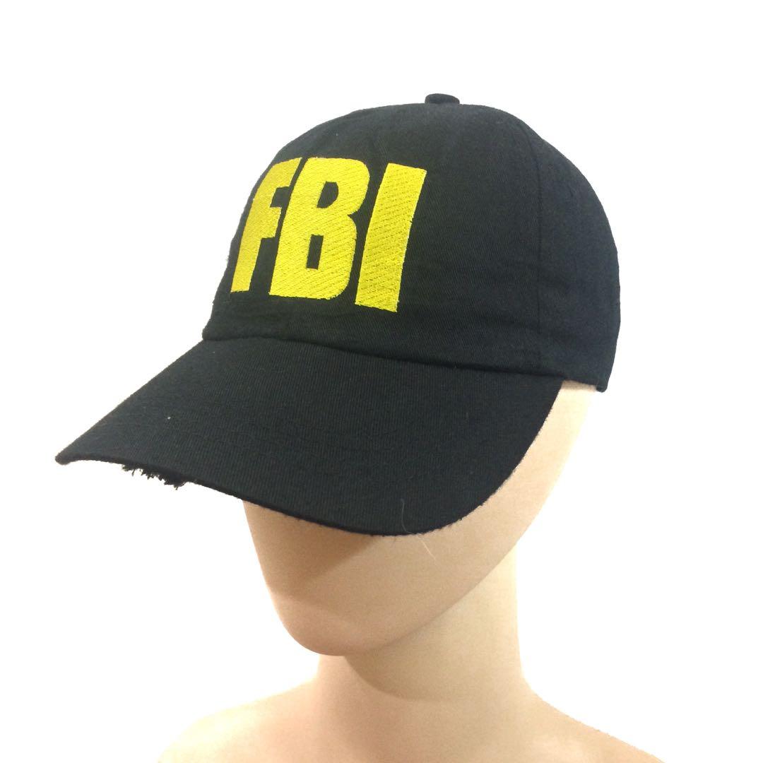 FBI Cap 877f31574de