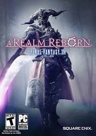 Final fantasy xiv: a realm reborn + 30 days (na)