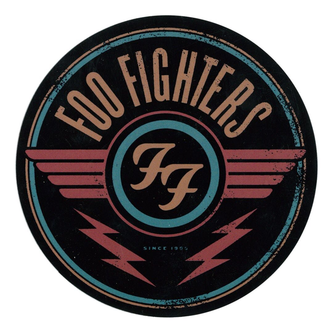 Foo Fighters Band Tshirt - Gildan Ultra Cotton, Men's Fashion, Clothes on Carousell