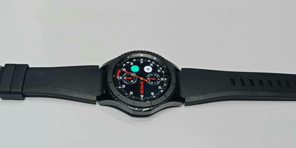 Gear s3 Frontier Watches