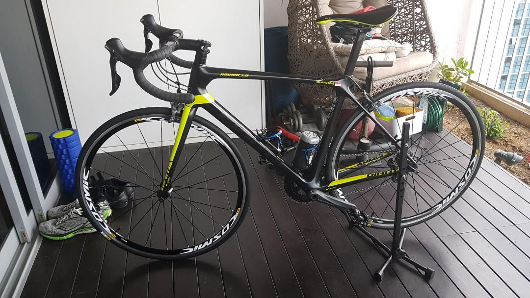 Giant TCR Advance Pro 1 ( 2017 ), Bicycles & PMDs, Bicycles