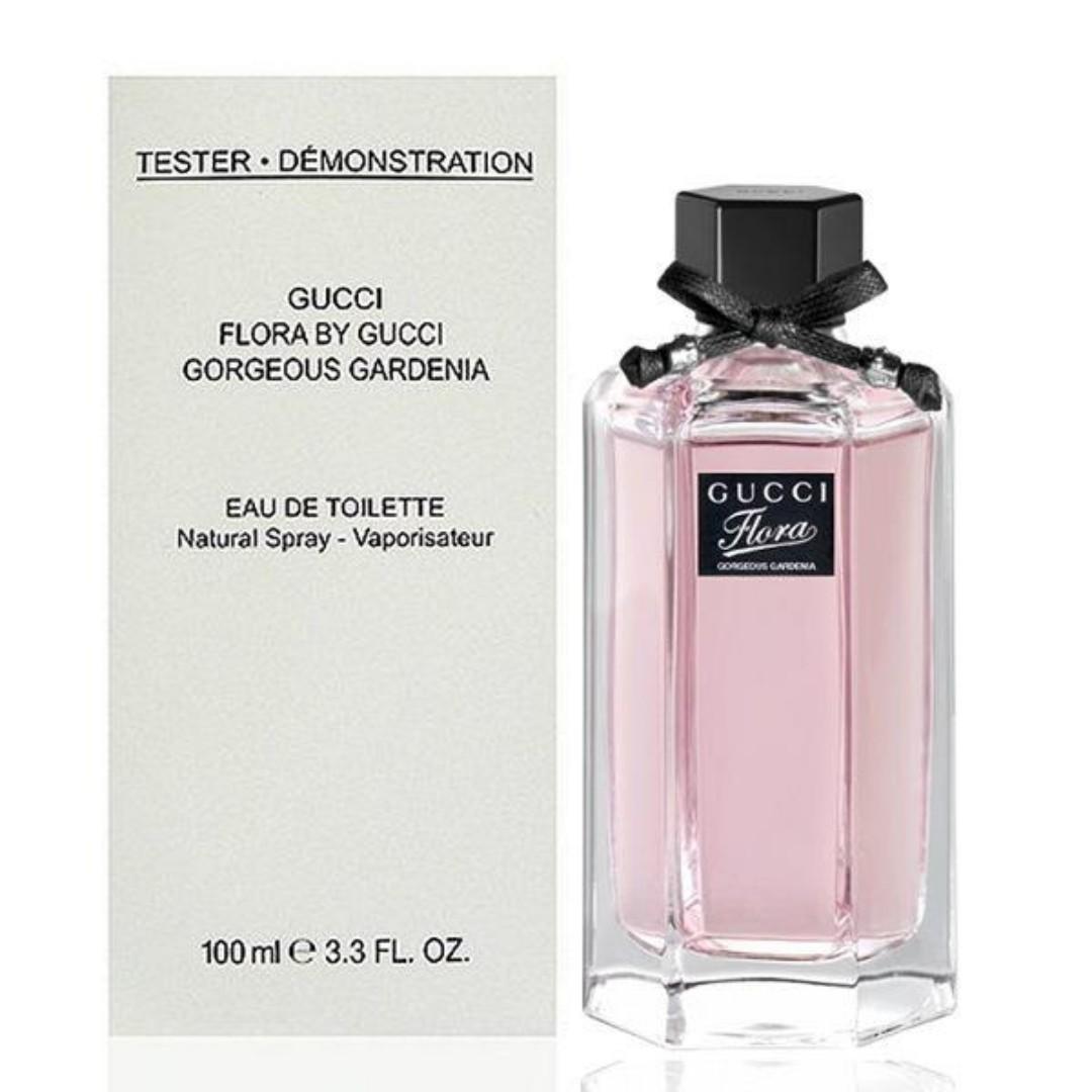c1becd1208a Gucci Flora Gorgeous Gardenia 100ml Tester