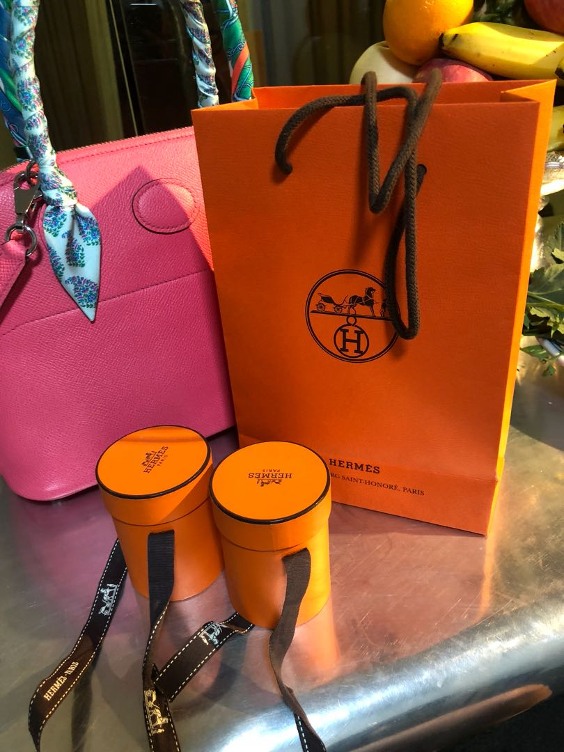 Hermes twilly 1 pair, Luxury, Accessories, Others on Carousell b363db01b5c