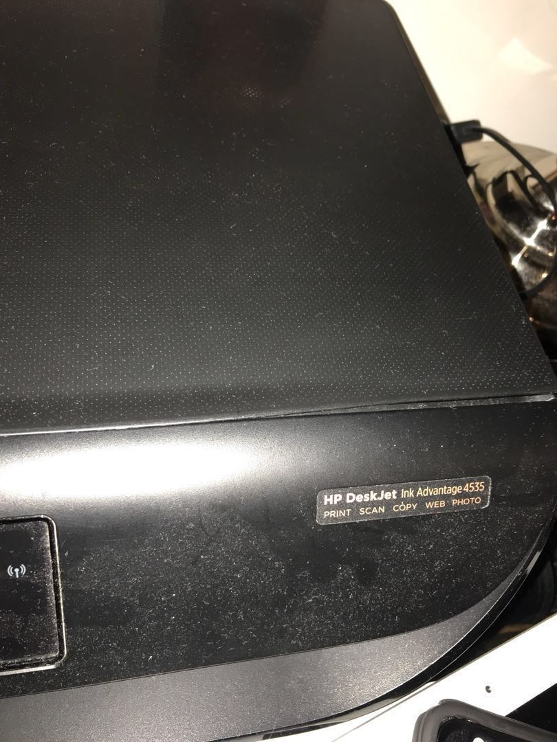 Manual Hp Deskjet Ink Advantage 4615