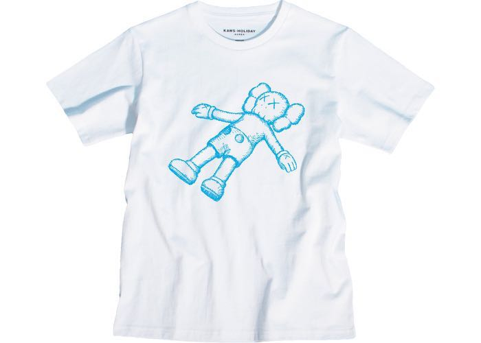 f4d9439e30db Kaws Holiday Companion T Shirt