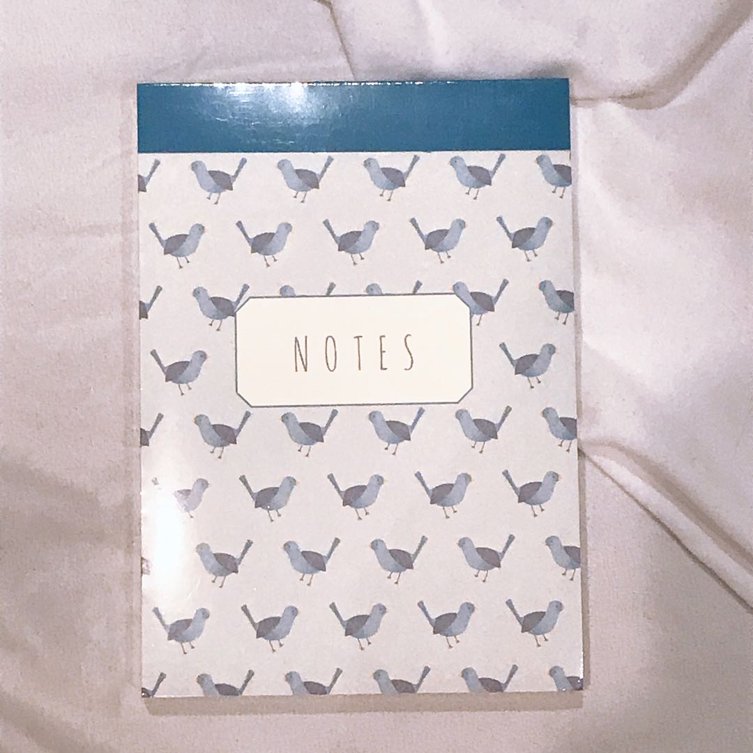 Kikki notebook