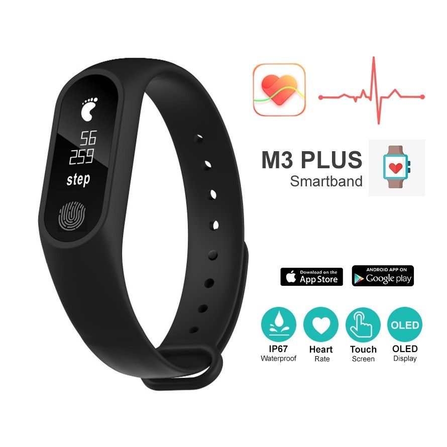 Xiaomi Mi Band 2 Oled Original Black Smart Bracelet With 042 Display Hitam Heart Rate Monitor Smartband Gft Bluetooth Untuk Android Fitness Inch