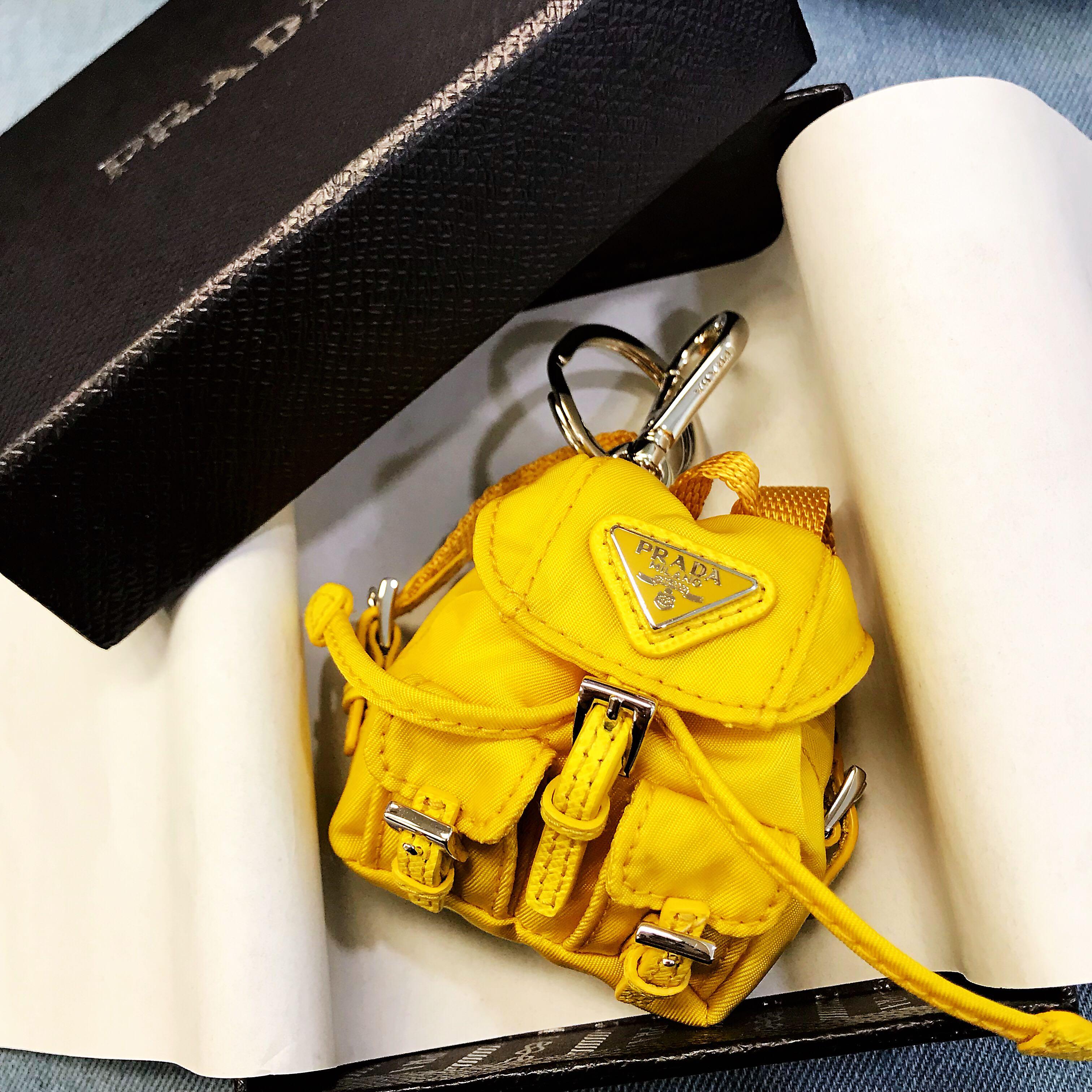 14cbebc7009 ... wholesale prada mini backpack keyching coins bag carousell 8e344 cc007