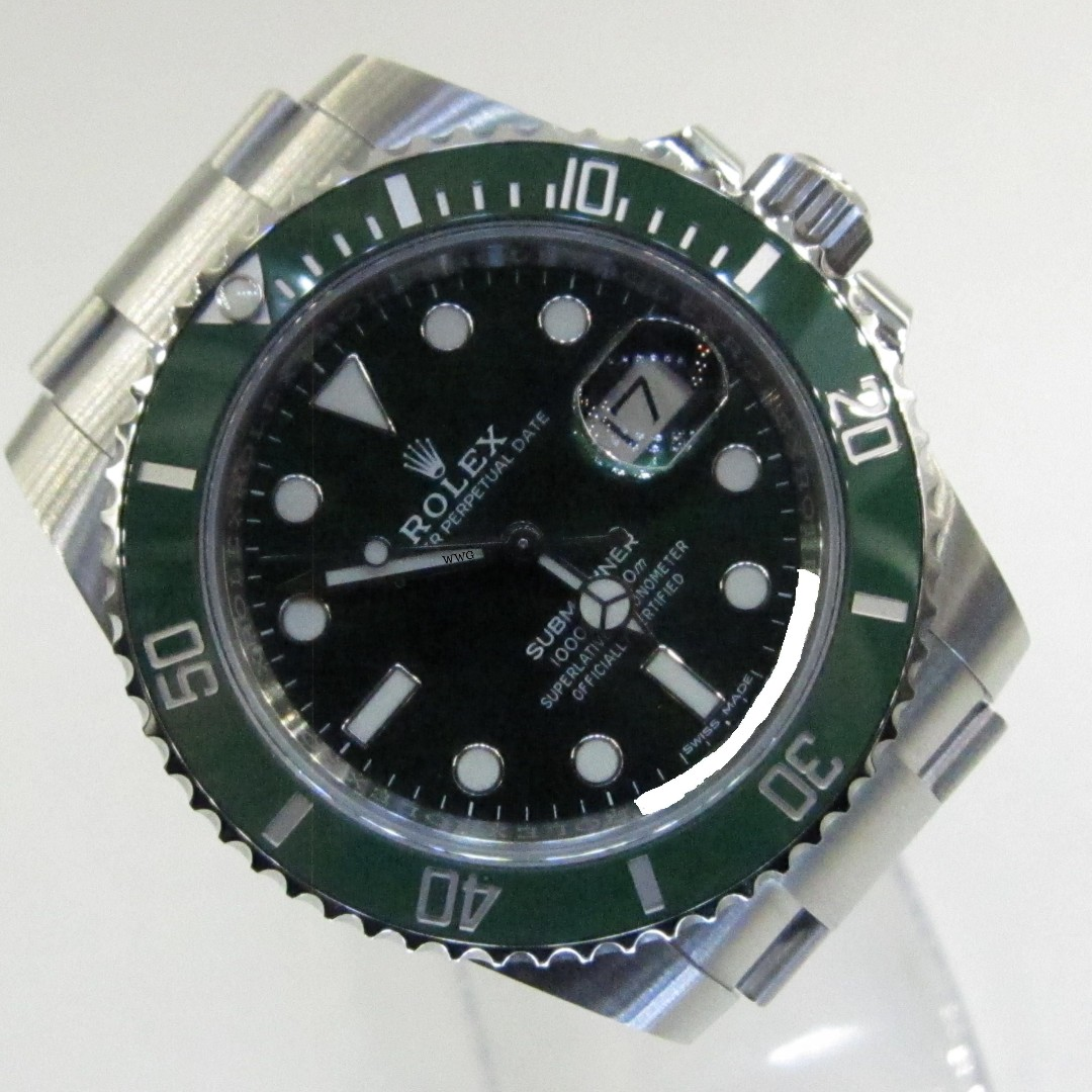 a156d685a28 Pre Owned Rolex Submariner 116610LV (Cash Price), Luxury, Watches on ...