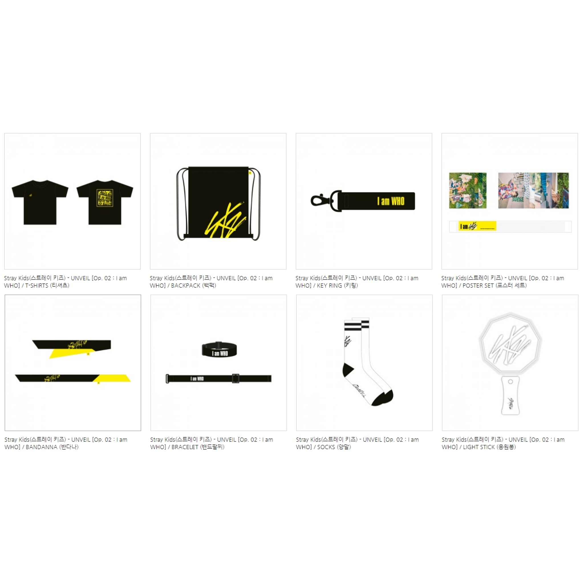 dd3ed10b4 [Pre-Order] Stray Kids Unveil Official Goods, K-Wave di Carousell