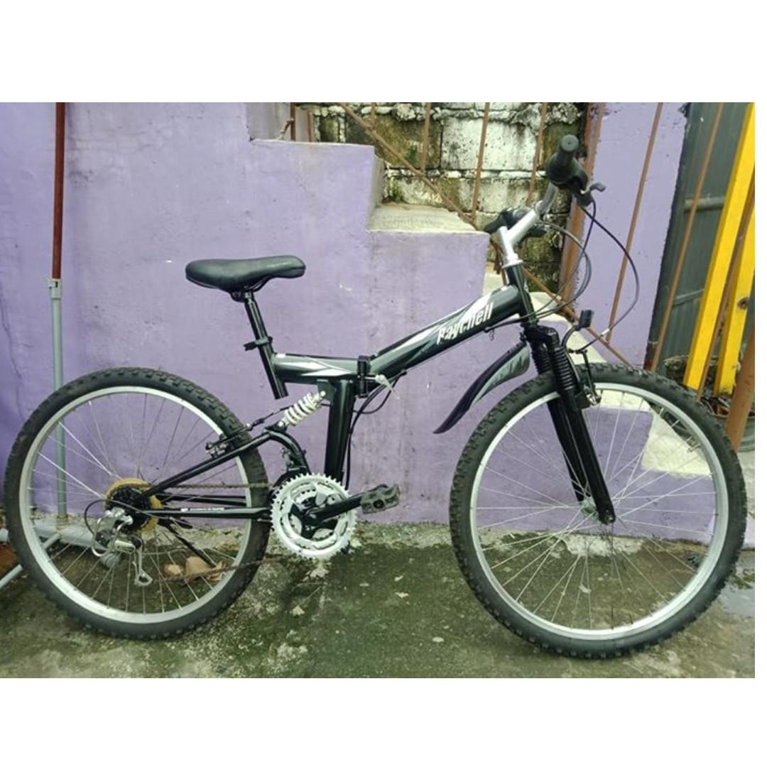 RAYCHELL FOLDING MT. BIKE (FREE DELIVERY AND NEGOTIABLE!)