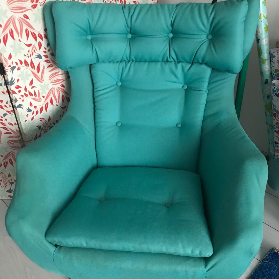 Retro Vintage One Seater Sofa Furniture Sofas On Carousell