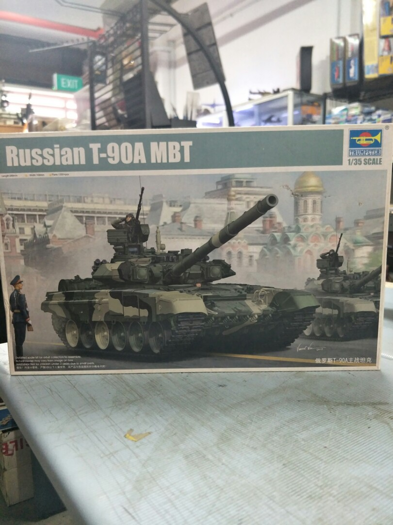 38c149bc7330 Sale russian a model kit toys games others on carousell jpg 810x1080 Sale  mbt