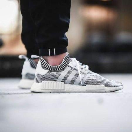 INSTOCK Adidas NMD R1 PK OREO, Men's Fashion, Footwear on