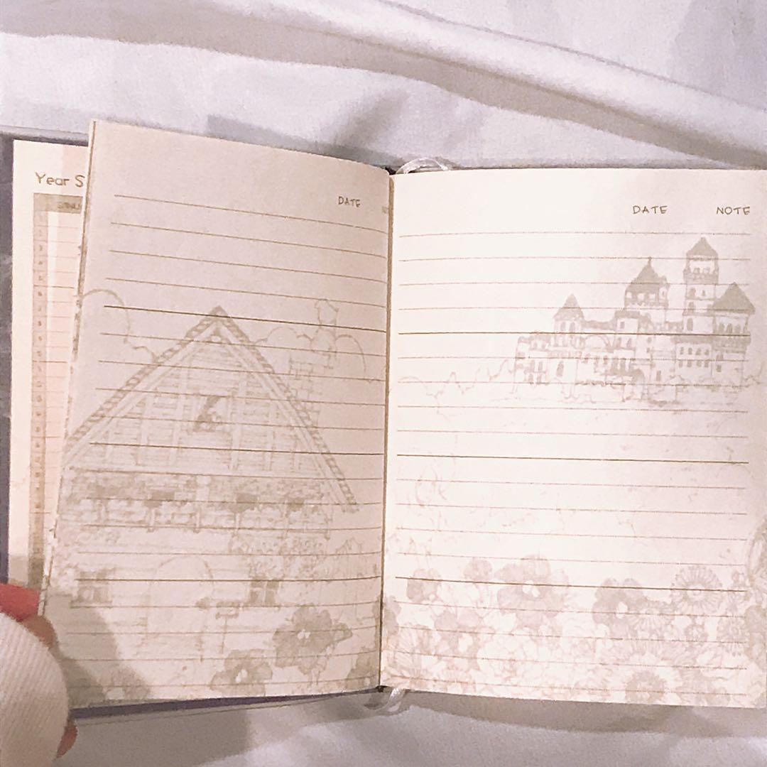 Schedule notebook