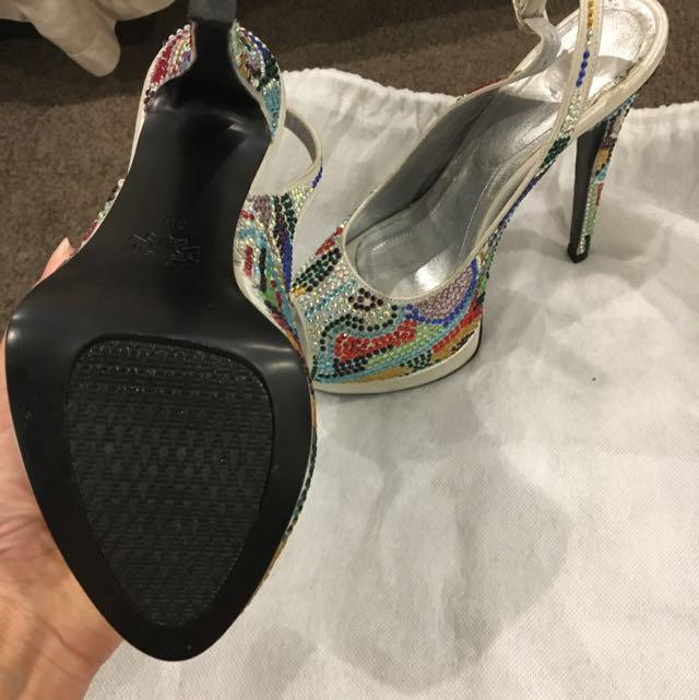 Shoes With Matching Bag