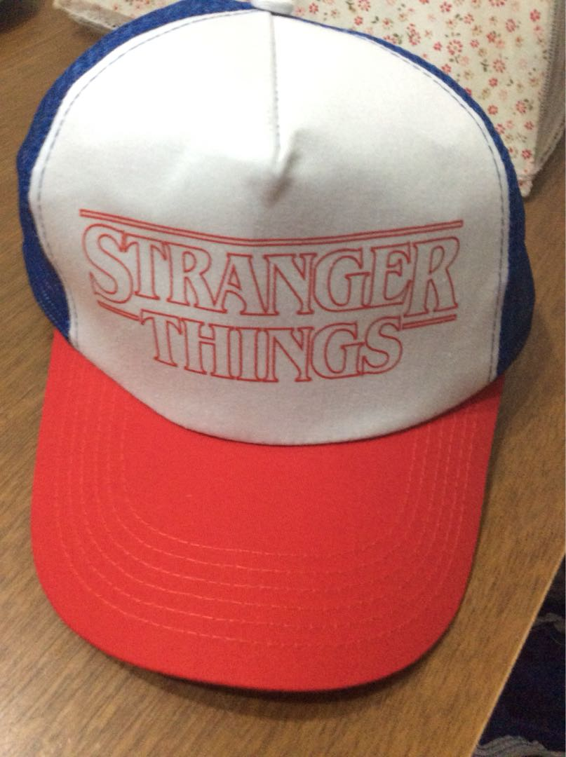 Stranger Things RARE Dustin Cap Hat ba04d162bfe
