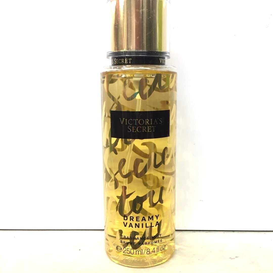 Victorias Secret Perfume Mist Dreamy Vanilla Health Beauty