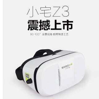🚚 古意人批發  小宅魔鏡3代-Z3(贈藍芽手把)/BOBO VR/適用4-6吋手機/ 3D眼鏡/VR眼鏡/3D虛擬眼鏡