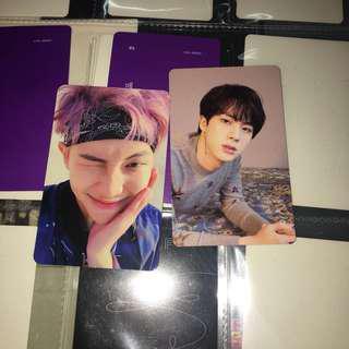 BTS Jin & RM Official PC
