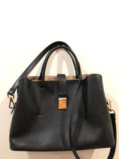 H&M BLACK BAG
