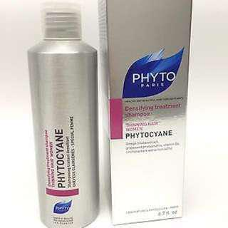 Phyto Shampoo for Thinning Hair for Women