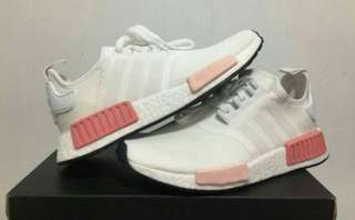 82a207f7466360 Authentic Adidas NMD R1 icey pink