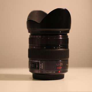 Lumix 12-35mm F2.8