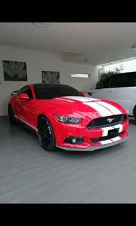 FORD MUSTANG GT 5.0 2016/2017