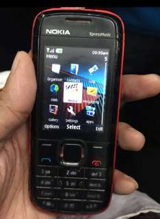 auth nokia express music