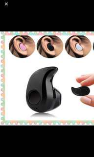 🚚 大降價:隱形迷你藍芽耳機/藍芽版本4.0/支援聽音樂/免持通話/一拖二技術。