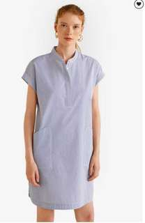 Shirt Dress Mall Quality