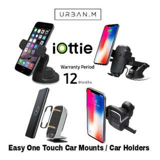 iOttie Easy One Touch Car Mounts / Car Holders