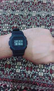 G shock dw 5600 bb preloved #maunintendo