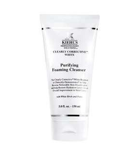Kiehls Clearly Corrective White Purifying Foam Cleanser 150ml