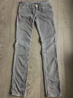 Earnest Sewn Grey Jeans Size 27 26