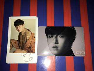[WTS] Official Kim Jaehwan Palaroid + free gift