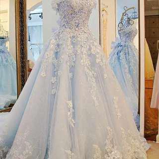 Elegant Premium Wedding Gown