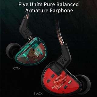 🔥10 Armature HiFi Stereo Earphone