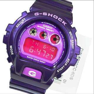 降🔥Casio G-Shock DW-6900 紫
