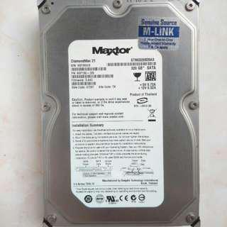 Maxtor Hard Disk 320GB (Excellent Working Condition)