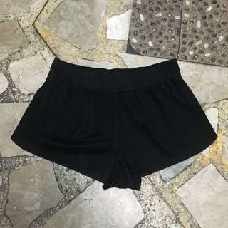 Forever 21 Suede High Waist Shorts
