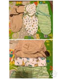 Summer infant swaddleMe 0-6m 睡袋