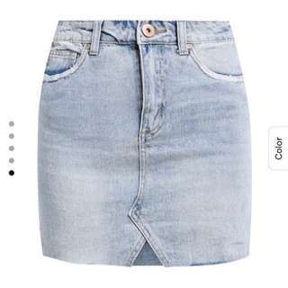 Factorie denim skirt