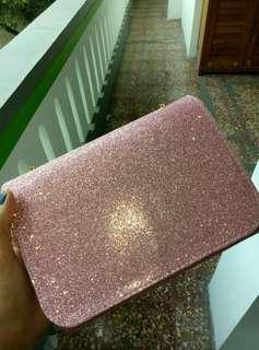 Glittery Clutch