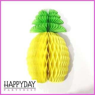 TakeAll 2pcs Pineapple Honeycomb