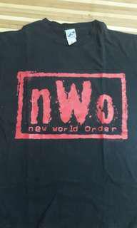 1998 WCW NWO WOLFPACK TSHIRT